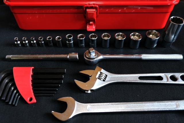 必要工具セット