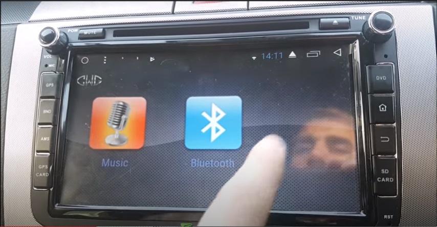 Bluetooth追加
