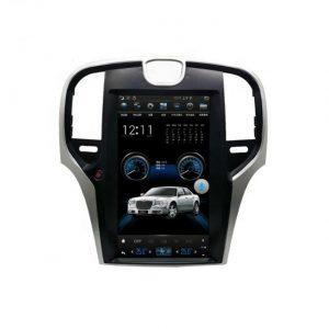 クライスラー300C テスラスタイルナビ