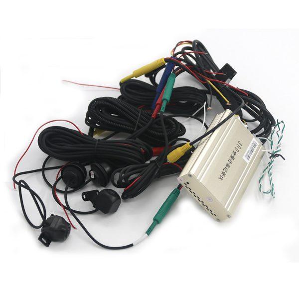 4chDVR ワイヤリングキット