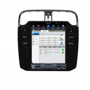 ポロ テスラスタイルナビ Bluetooth接続画面