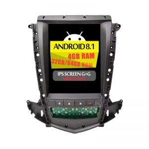 キャデラックSRX android8.1搭載カーナビ