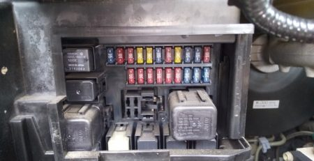 ACC電源確認と取り出し方法