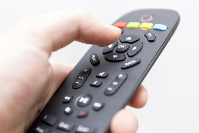 TVチューナー取付け リモコン