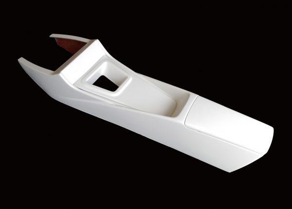 スティレットシリーズ カマロ4MT用カスタムコンソール 別角度