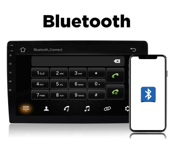 ハイエース Bluetooth接続