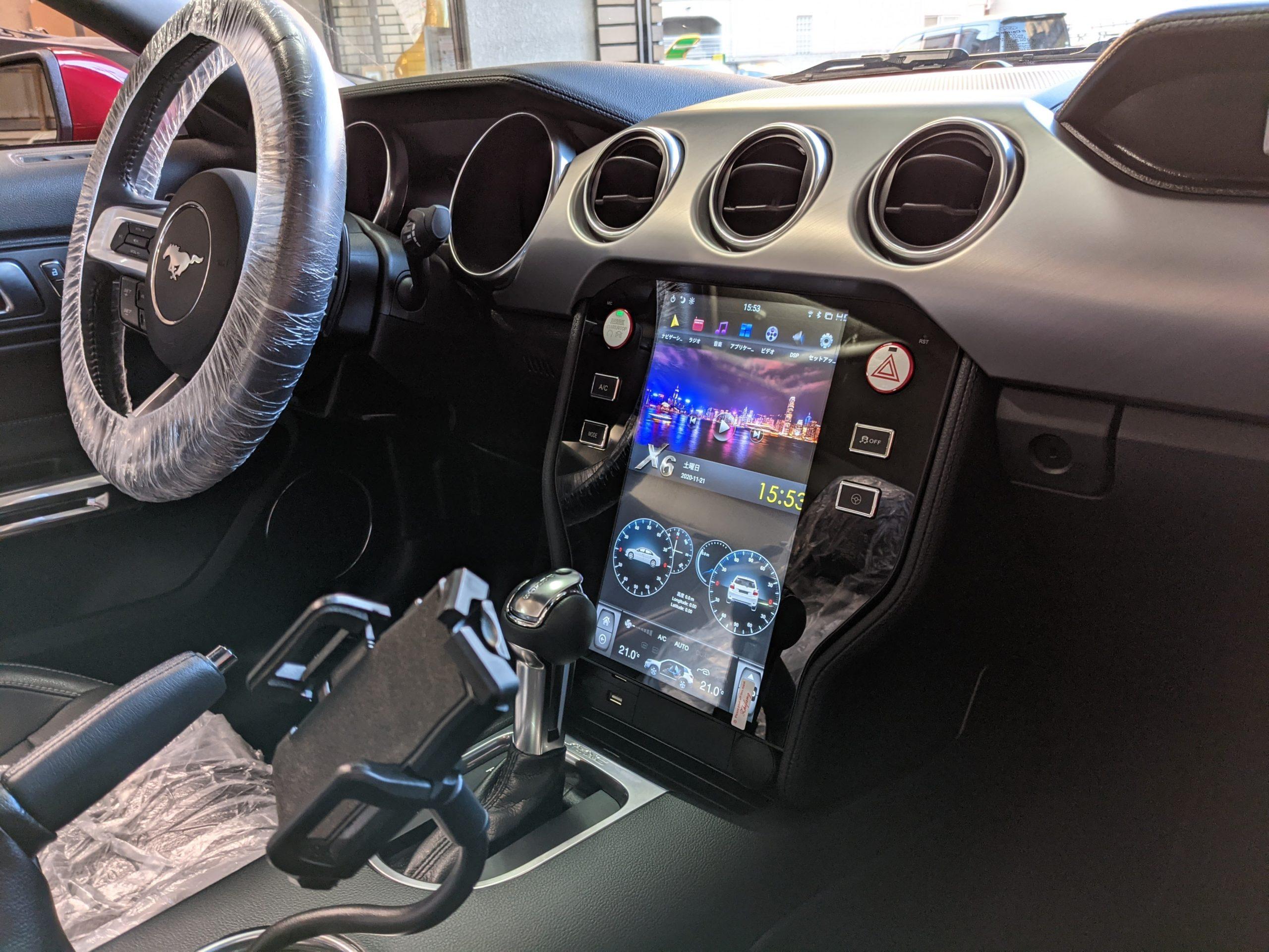 マスタングの日本国内の大手中古車販売サイト登録台数